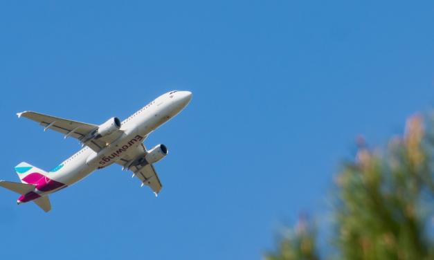 Extratour – stell dir vor der Flughafen ist zu und Eurowings fliegt dich hin…