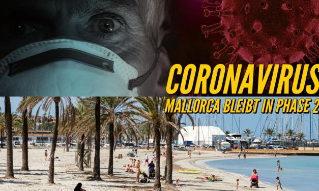 Antrag auf Eintritt in Phase 3 abgelehnt – Mallorca bleibt in Phase 2!