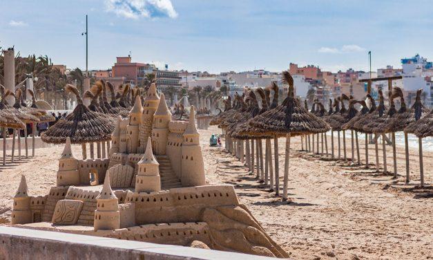 Die Anwohnervereinigung der Playa de Palma will keine Touristen