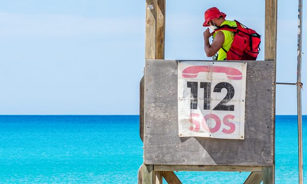 Sommerliche Bräune trotz Maskenpflicht am Strand?