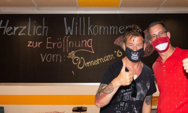 "Das Vennemann's sagt ""Servus"""