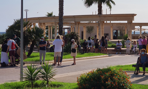 Corona-Demo in Palma – Zwischen Anspruch und Wirklichkeit
