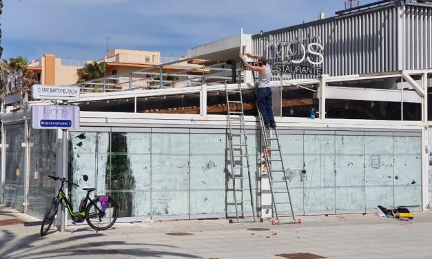 Playa de Palma – das Linos Grand Cafe öffnet wieder
