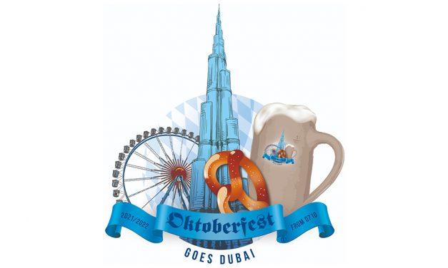 Na dann… das Münchener Oktoberfest goes Dubai