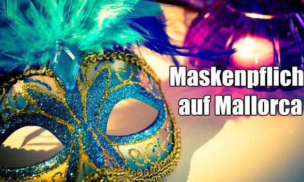 Drama in drei Akten: Die Maskenpflicht