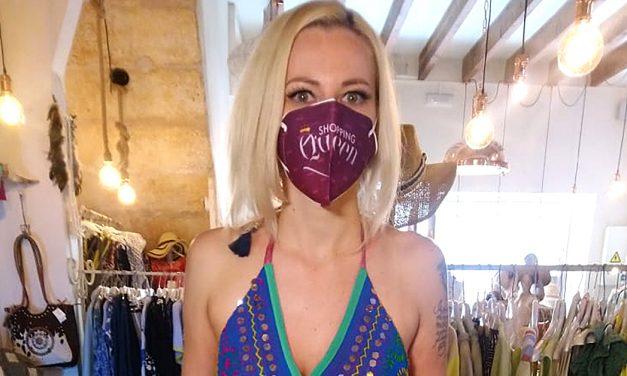 Scarlet Flair bei Shopping Queen
