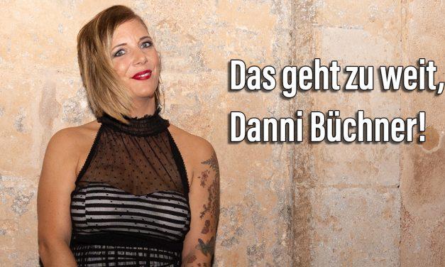 Danni Büchners Aussage über Iris und Uwe Abel geht zu weit